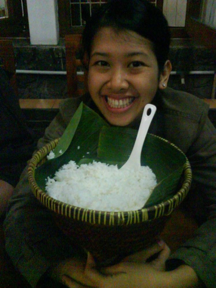 mae dan sebakul nasi