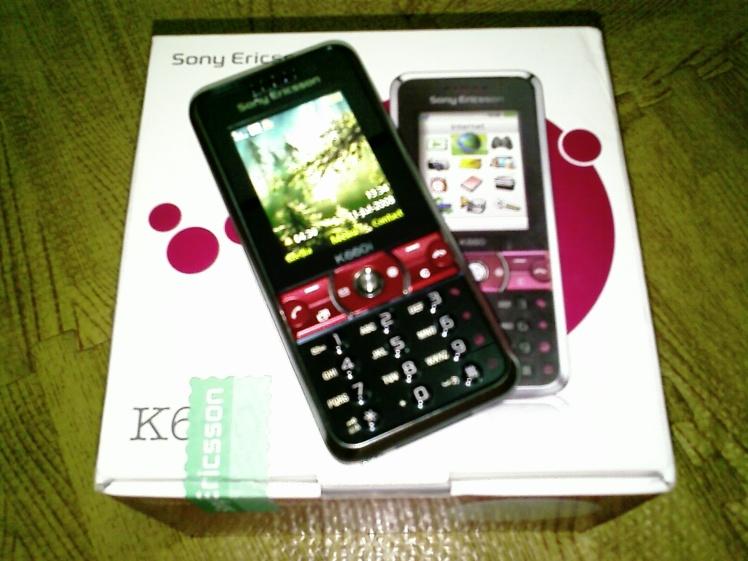 SE K660i-Box