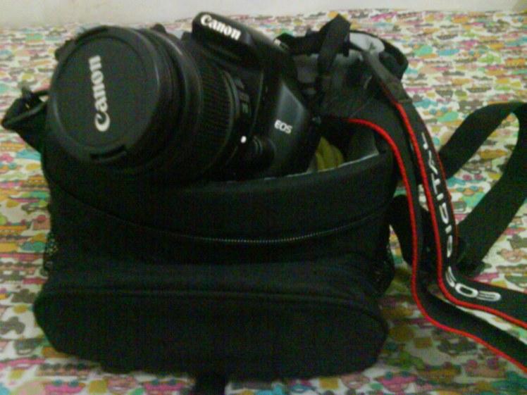camera & bag