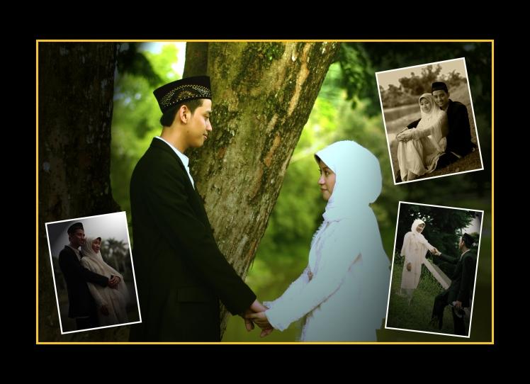 foto Pasca Wedding